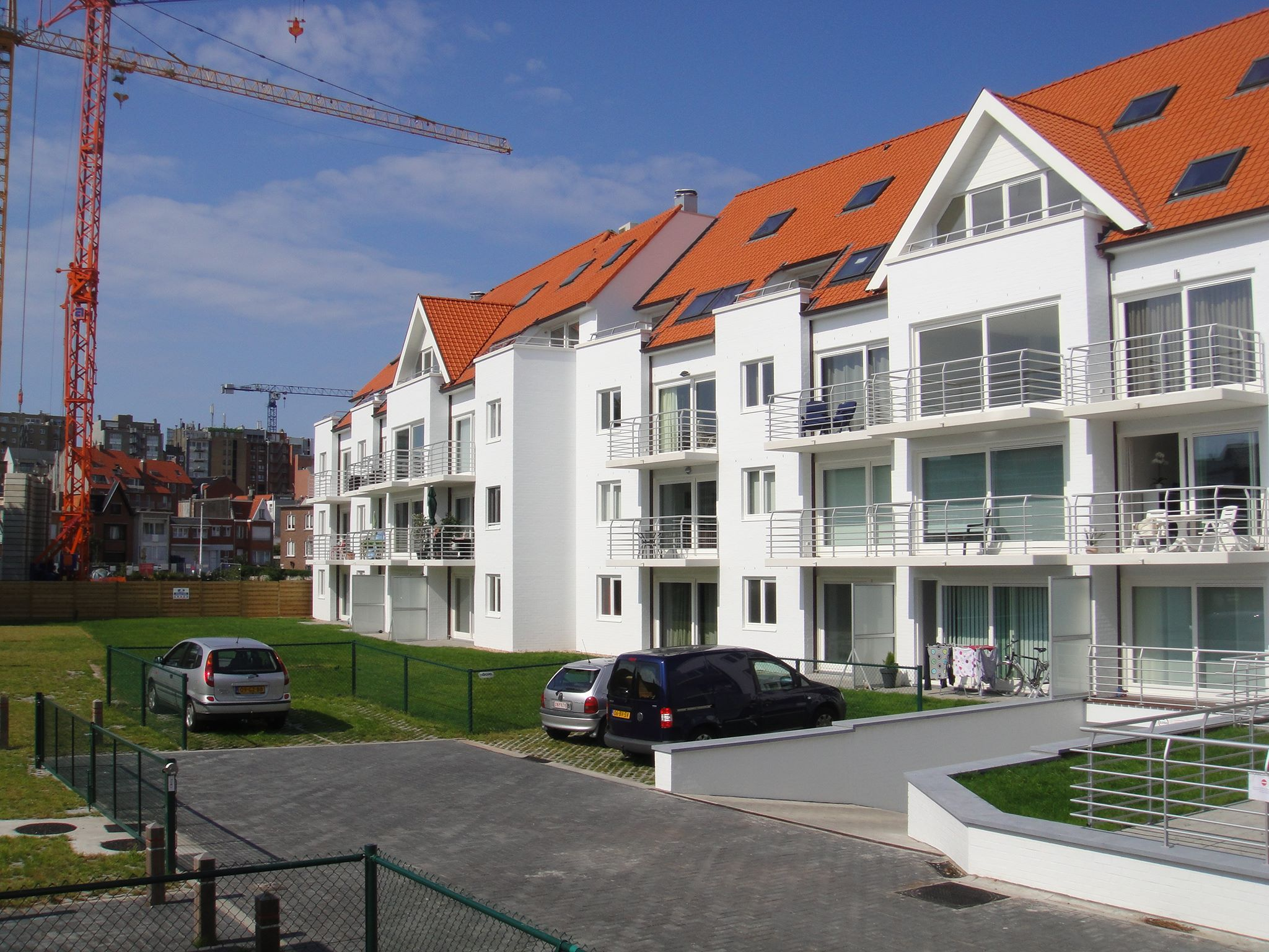 Chateau Residenties Oostende