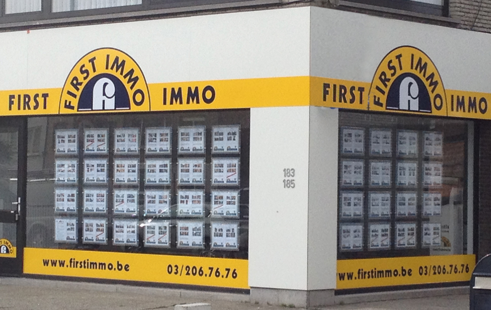 First Immo Merksem